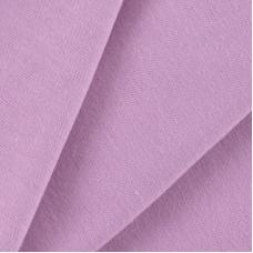 Ткань на отрез кулирка цвет розовый