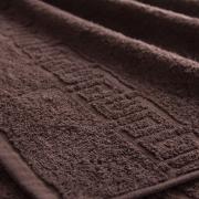 Полотенце махровое Туркменистан 50/90 см цвет коричневый Brownie
