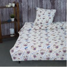 Детское постельное белье из бязи 1.5 сп 4251/1 Маленькие ангелы