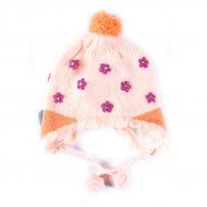 Шапка детская на меху 9 о/г 42-46 см разные расцветки
