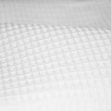 Весовой лоскут Вафельное полотно отбеленное от 0,35 до 1 м по 1 кг