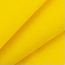Ткань на отрез бязь ГОСТ Шуя 150 см 11440 цвет желтый