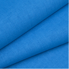 Ткань на отрез бязь ГОСТ Шуя 150 см 12440 цвет голубой
