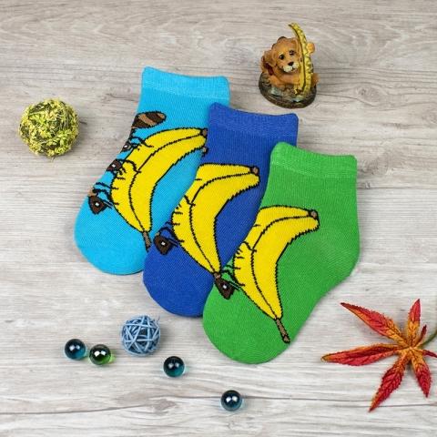 Носки Банан детские р 18-20