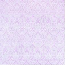 Бязь плательная 150 см 10587/2 Дамаск цвет розовый