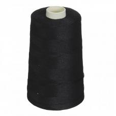 Нитки швейные 70ЛЛ 2500м цвет 6818 черный
