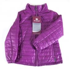 Куртка 16632-202 Avese цвет винный рост 116