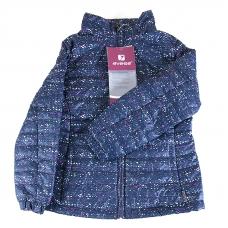 Куртка 16632-202 Avese цвет сине-розовый рост 110