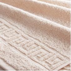 Полотенце махровое Туркменистан 40/65 см цвет Бежевый