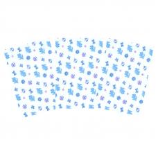 Пеленка бязь белоземельная 6615/2 130 гр/м2 120/80