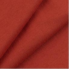 Ткань на отрез кулирка 4004 цвет оранжевый