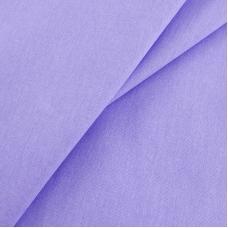 Ткань на отрез бязь гладкокрашеная ГОСТ 150 см цвет сиреневый 2
