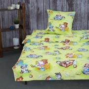 Детское постельное белье из бязи 1.5 сп 4288/1 Спокойной ночи