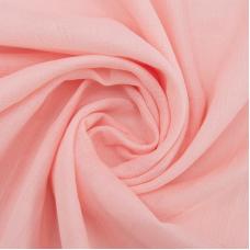 Ткань на отрез муслин гладкокрашеный 135 см 34004 цвет персиковый