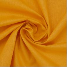 Маломеры бязь ГОСТ Шуя 150 см 13610 желтовато-оранжевый 2,8 м