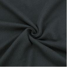 Ткань на отрез флис цвет Темно-серый