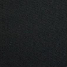 Ткань на отрез диагональ13с94 черный 315 230 гр/м2