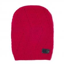 Шапка женская 45 цвет красный