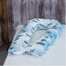 Наволочка бязь на подушку для беременных U-образная 13131/1 Ловцы снов