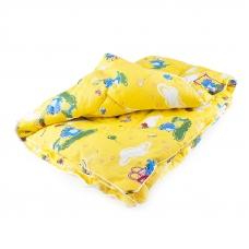 Одеяло детское полиэфир чехол бязь 140/110 см