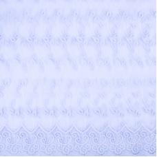 Ткань на отрез органза 280 см 8616 цвет 2759 сирень