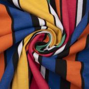 Ткань на отрез кулирка R6173-V1 Полоса