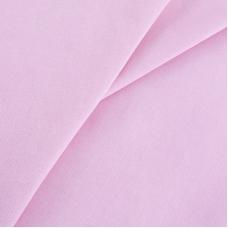 Бязь гладкокрашеная 120гр/м2 150 см цвет розовый