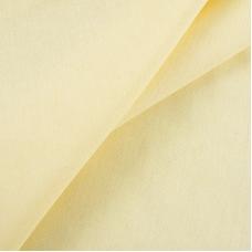Бязь гладкокрашеная 120гр/м2 150 см цвет желтый
