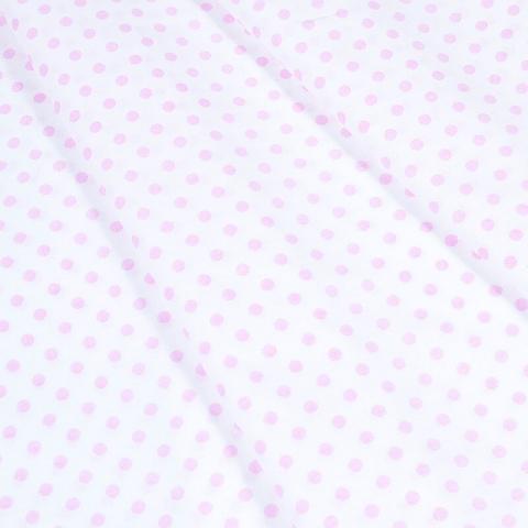 Бязь плательная 150 см 1359/20А цвет розовый