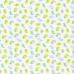 Маломеры фланель 90 см 95031 Птички 3.4 м