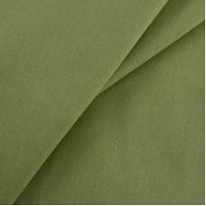 Бязь гладкокрашеная 120гр/м2 150 см цвет хаки