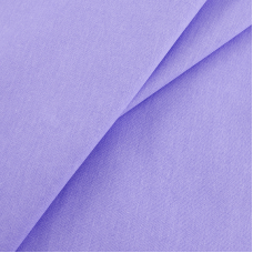 Бязь гладкокрашеная 120гр/м2 150 см цвет сиреневый