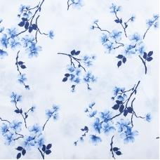 Ткань на отрез бязь о/м 120 гр/м2 150 см 157/1 цвет голубой
