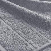 Полотенце махровое Туркменистан 70/140 см цвет серый