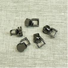 Бегунок галантерейный  №5 БГ500BN черный никель