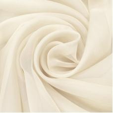 Ткань на отрез Вуаль 280 см TRL13-6 цвет светло-бежевый