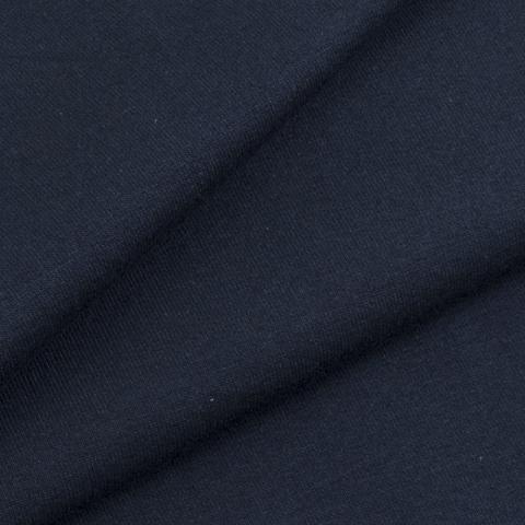 Мерный лоскут футер петля с лайкрой Черный 70/185 см