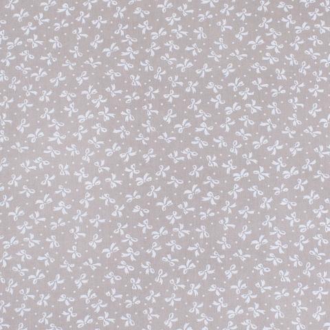 Мерный лоскут бязь плательная 150 см 1738/18 цвет кофе
