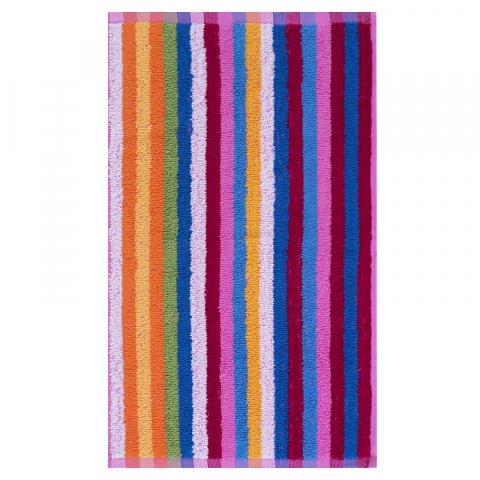 Полотенце махровое Фиеста 30/50 см цвет Ассорти