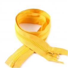 Молния тракторная разъёмная 75см; цвет: 506 - желтый