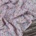 Ткань на отрез штапель 145 см 20039 Цветочный блюз цвет розовый