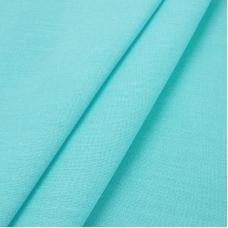 Поплин гладкокрашеный 220 см 115 гр/м2 цвет тиффани