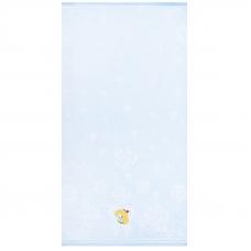 Полотенце махровое Sunvim 07-77 Русалочка 50/90 см цвет голубой