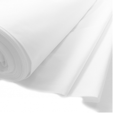 Ткань на отрез бязь отбеленная 140 гр/м2 ГОСТ 150 см