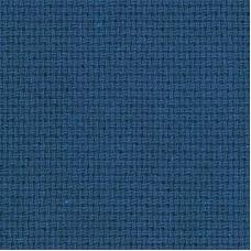 Ткань на отрез рогожка 150 см цвет индиго