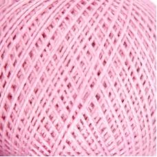 Нитки для вязания Ирис 100% хлопок 25 гр 150 м цвет 1702 бледно-сиреневый