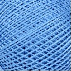 Нитки для вязания Ирис 100% хлопок 25 гр 150 м цвет 2608 голубой