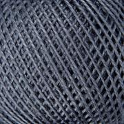 Нитки для вязания Ирис 100% хлопок 25 гр 150 м цвет 7110 синий