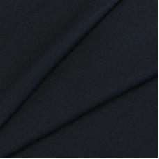 Мерный лоскут кулирка M-2127 цвет черный 12 м