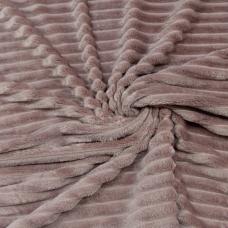 Весовой лоскут велсофт Orrizonte 300 гр/м2 003-ОT цвет пудровый 2,0 / 1,1 м 0,820 кг